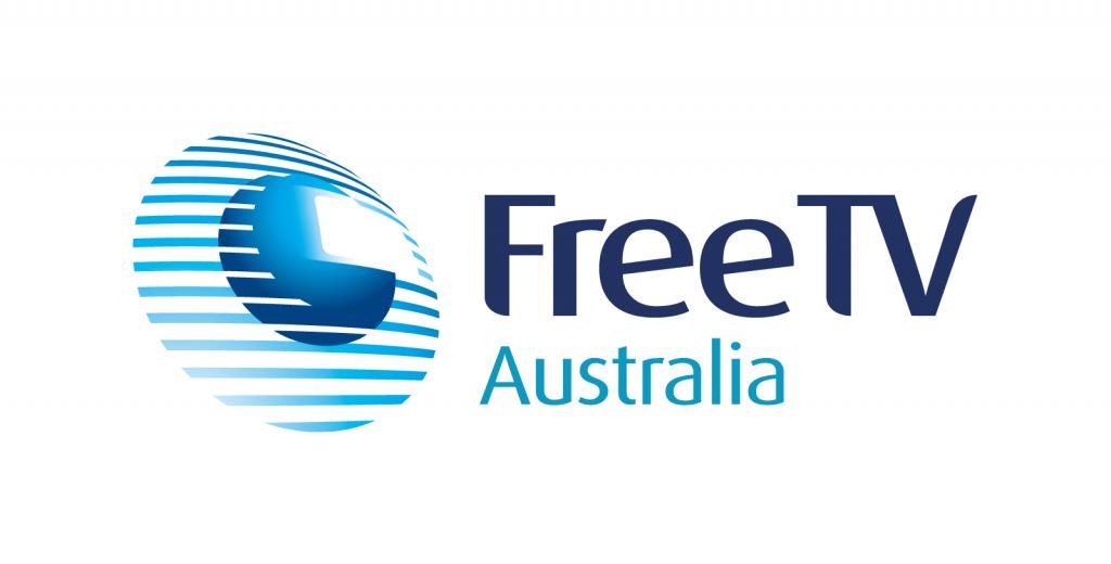 Old logo for Free TV Australia