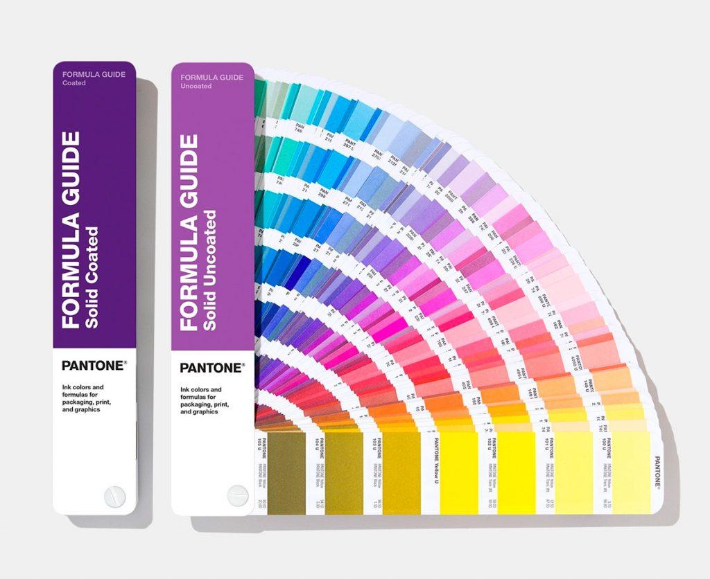 Pantone Formula Guides